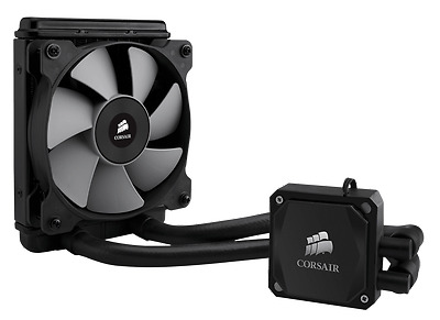 Corsair H60 High Performance Liquid CPU Cooler AM4 Ready