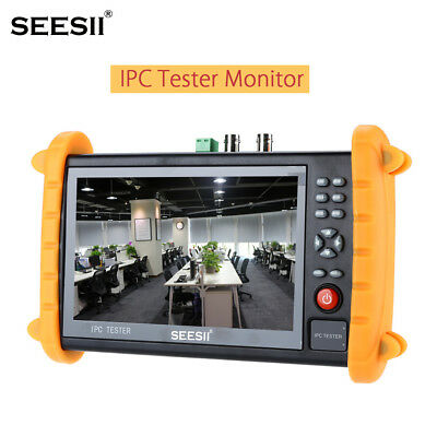 WIFI IP Cam Tester Industry Tool For HD-TVI/CVI IP POE CCTV Cable Test Network