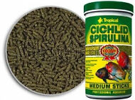 Tropical Cichlid Spirulina Medium Sticks 1000 ml