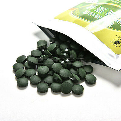 100g CRS SPIRULINA Enrichment Tablets Red Crystal Shrimp and Fish Bottom Food