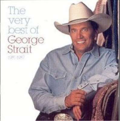 The Very Best Of George Strait  (UK IMPORT)  CD NEW