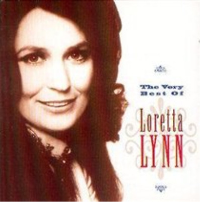 Loretta Lynn-The Very Best Of Loretta Lynn  (UK IMPORT)  CD NEW