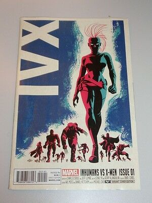 Inhumans Vs X-Men #1 Marvel Comics Variant