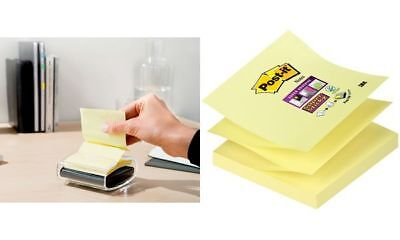 Post-it Super Sticky Z-Notes, 76 x 127 mm, kanariengelb