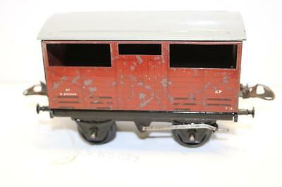 Hornby   Wagon  For Parts Or Repair Good Parts Ks137