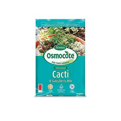 Osmocote 10L Professional Cacti And Succulents Potting Mix By Scotts