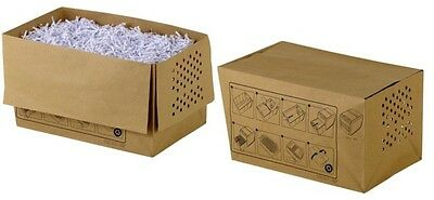 Rexel Recyclable Shrewder Waste Bags For Auto+ 750X Box Of 50 115L Capacity
