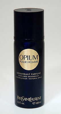 Yls Opium Pour Homme Perfumed Deodorant Spray 100 Ml Old Formula