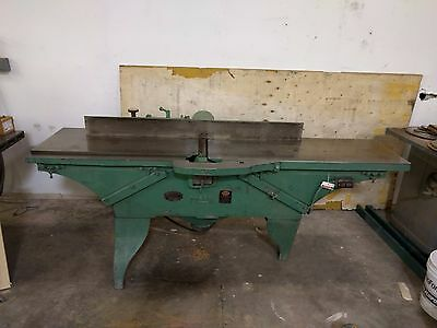 "Moak 12"" jointer"
