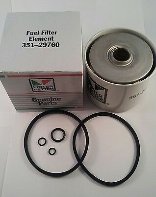 Lister Petter Fuel Filter Element ST TS TR TX LPW LPA HA HR JA JW 351-29760