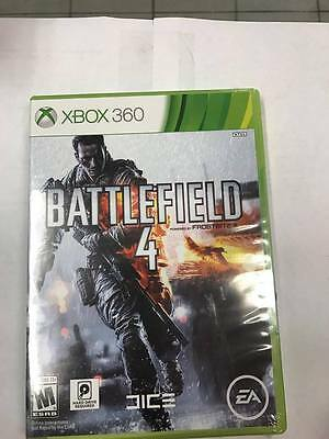 Battlefield 4 Xbox 360 ***Brand New Factory Sealed ***