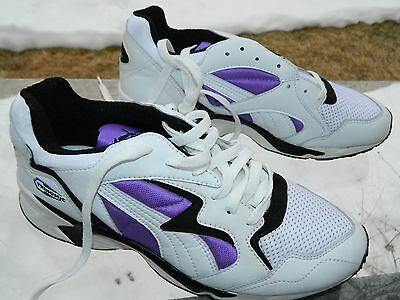 "1990's PUMA ""PREVAIL"" Athletic Shoes # 239070 02 / US Men 8 1/2 / Deadstock"