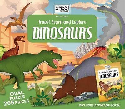 Travel Learn and Explore (Dinosaurs) - Sassi