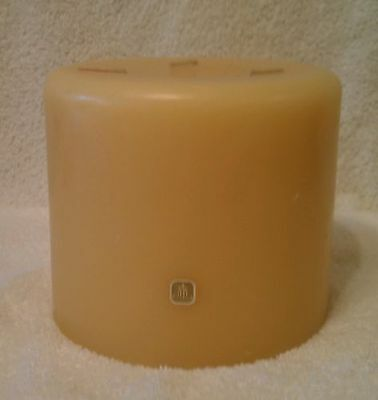 Partylite CITRUS PEEL & SAGE 3-wick candle  5 X 6  VERY RARE