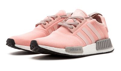 Adidas NMD R1 BY3059 Womens Vapor Pink Grey Onyx Boost limited