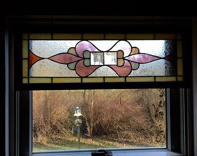 Stained glass windows accent Windows 1 pr