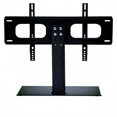 """Panana Table Top Replacement TV Pedestal Stand Base for 37""""-55"""" LED LCD Plasma"""