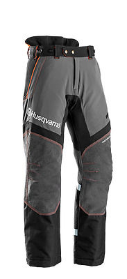 New Husqvarna Technical Type C Class 1 Trousers Chainsaw Protection