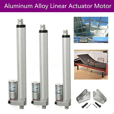 12V Long-stroke Force Linear Actuator Camera Electric Piston Motor Solar Tracker