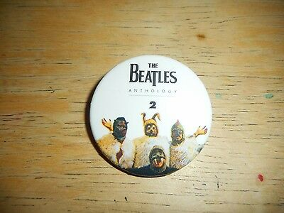 The Beatles - Anthology 2 - Original Promo Button