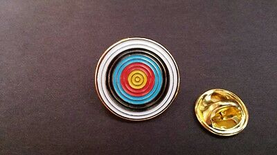 74a757276ab ARCHERY TARGET PIN (Silver Finish) - $4.99   PicClick