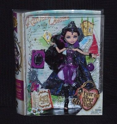 Ever After High Legacy Day Daughter of the Evil Queen - Raven Queen Doll BNIB
