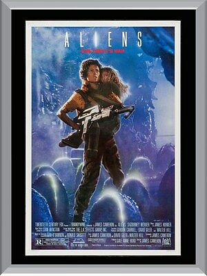 ALIENS  Movie A1 To A4 Size Poster Prints