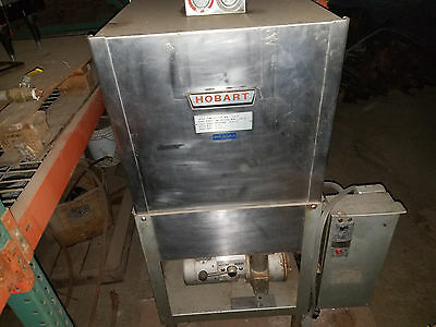 Hobart Dishwasher AM-872, With Booster Water Heater