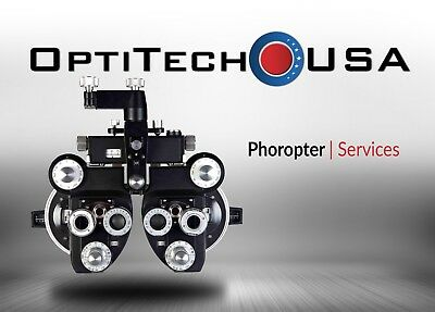 Phoropter Service