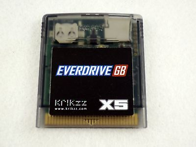 New Everdrive GB X5 for Game Boy, GBC Gameboy Color (Official Krikzz) US Seller