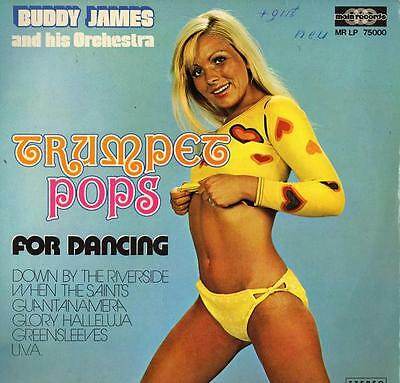 Buddy James Trumpet Pops for Dancing