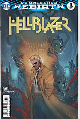 DC Comics Hellblazer Rebirth #1 and Ongoing #1 & 2, Near Mint!