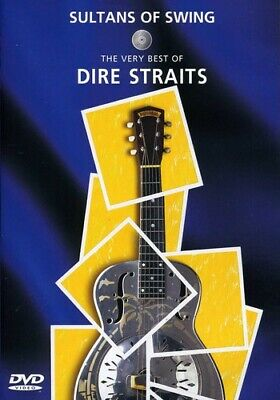 Dire Straits: Sultans of Swing - The Very Best of Dire Straits (2004, DVD NEW)