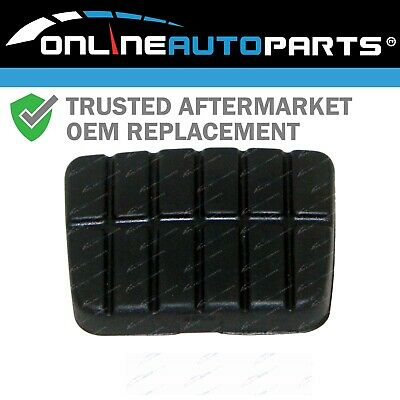 Clutch or Brake Pedal Rubber Pad fit Nissan Navara D21 D22 1986-13 Manual Pickup