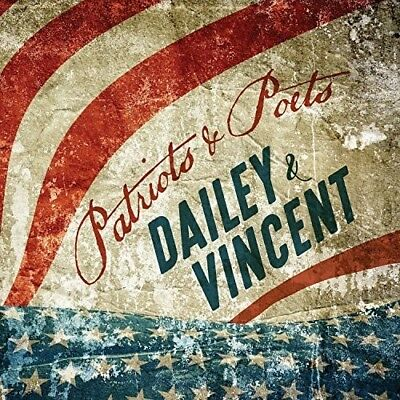 Dailey & Vincent - Patriots And Poets [New CD] Digipack Packaging