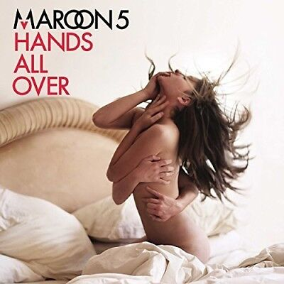 Maroon 5 - Hands All Over [New Vinyl LP] 180 Gram