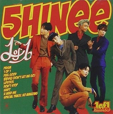 Shinee - 1 Of 1 [New CD] Asia - Import