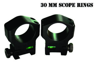 Accu-Tac 34mm Scope Ring High