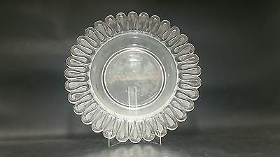 ANTIQUE VERLYS LARGE GLASS TABLE CENTERPIECE ART DECO GREAT CUP circa 1930