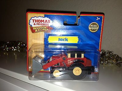Thomas and Friends- JACK the front loader-NEW in pkg- Free ship from USA