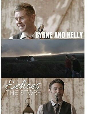 Echoes: The Story (2017, DVD NEW)