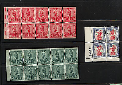 US  postal savings stamp lot  mint NH         MS0305