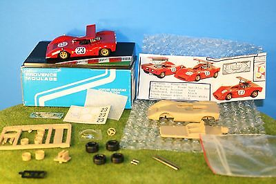Provence Moulage 1/43 Ferrari 612 Can Am 1968 resin kit
