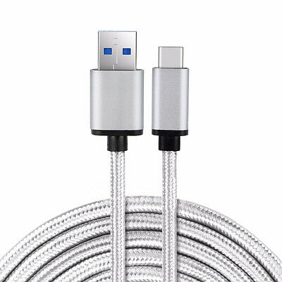USB Type-C Charger Charging Sync Data Cable Pro Controller For Samsung Galaxy S8