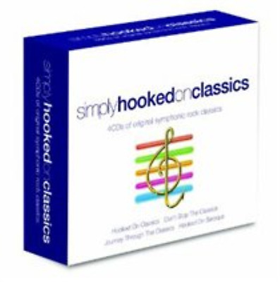 Simply Hooked On Classics  (UK IMPORT)  CD / Box Set NEW