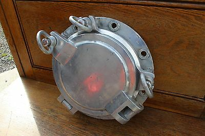 Original ship porthole window maritime vintage boat sailing industrial