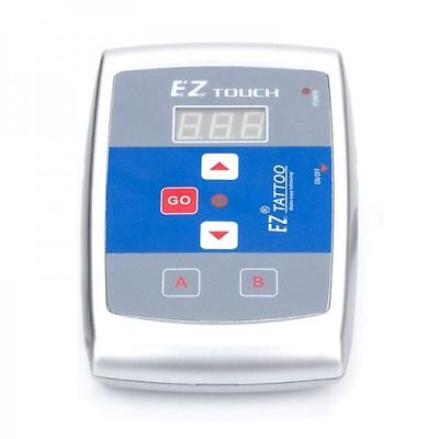 EZ Tattoo Touch Power Supply for Tattoo Rotary / Coil Machines