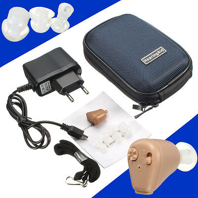 K-88 Auditive Amplificateur Rechargeable Oreille Prothèse Hearing Aid Volume Son