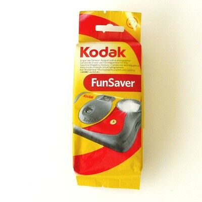 Appareil photo jetable avec flash 27poses KODAK -  FUNSAVER -