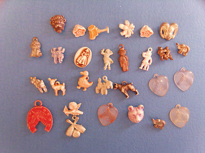 28 Gumball Machine Trinkets And Other Vintage Charms